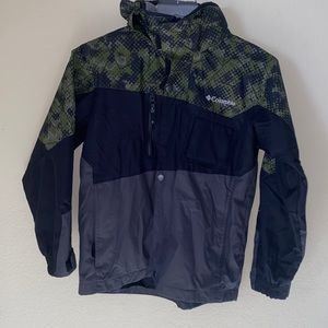 Columbia Omni shield interchange black Jacket